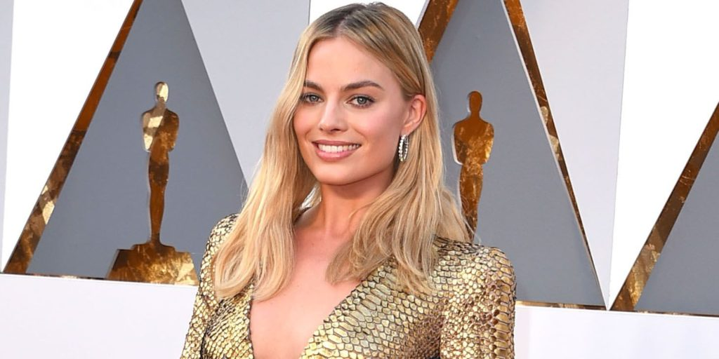 Margot Robbie Oscar Ceremony 1024x512 - Margot Robbie Net Worth, Biography, Movies, Boyfriends, Pictures and Wallpapers