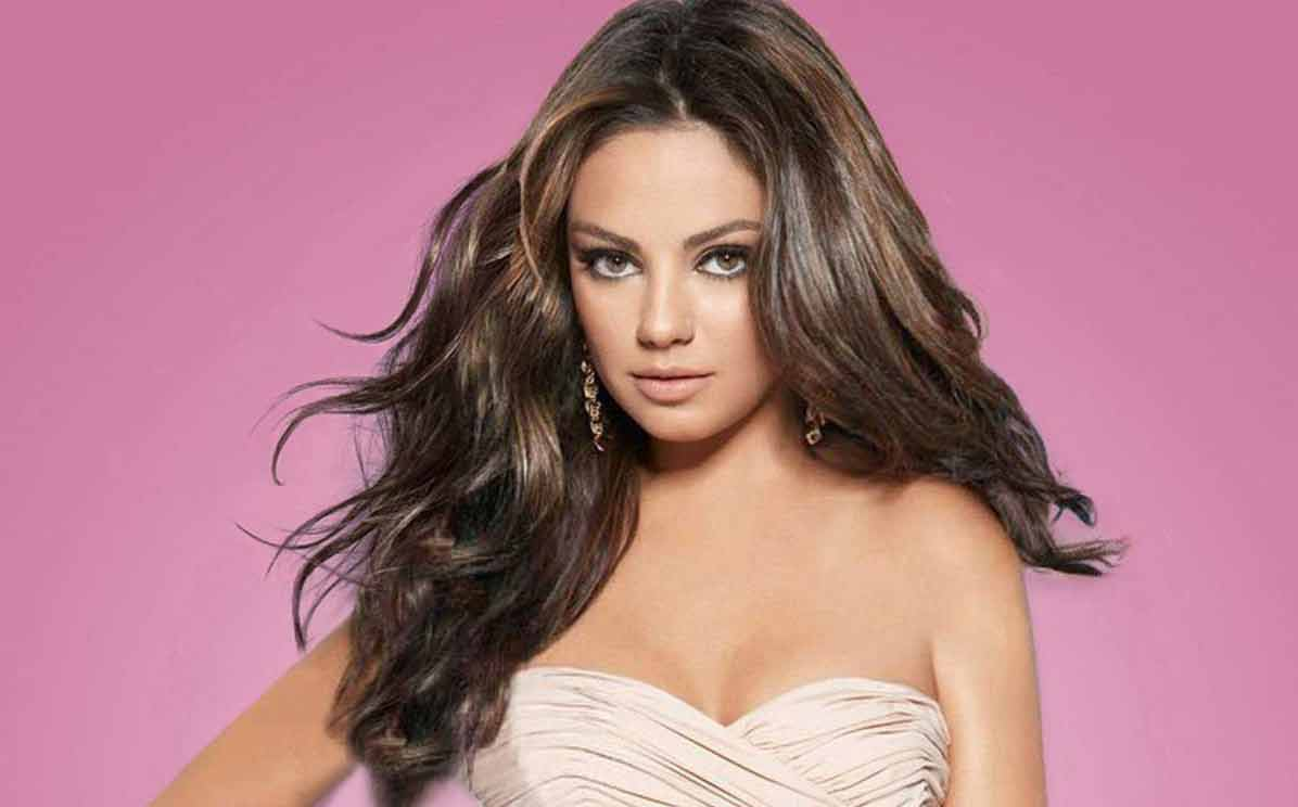Mila Kunis portrait - Mila Kunis Net Worth, Movies, Family, Husband, Pictures and Wallpapers