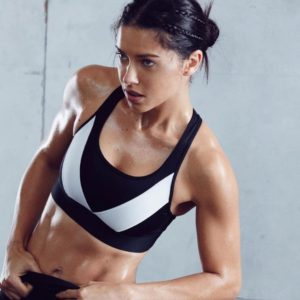 Adriana Lima Active Sport Pic 300x300 - Adriana Lima Red T-shirt
