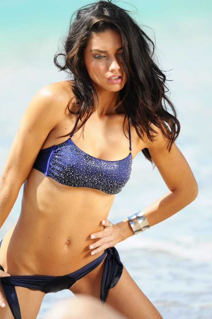 Adriana Lima Hot Bikini Images 681x1024 - Adriana Lima Net Worth, Pics, Wallpapers, Career and Biography