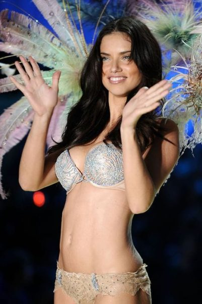 Adriana Lima Wings