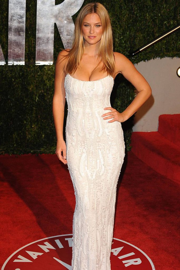 Bar Refaeli Deep Revealing White Dress 683x1024 - Bar Refaeli Net Worth, Pics, Wallpapers, Career and Biography