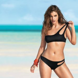 Barbara Palvin Hot Black Bikini At The Beach 300x300 - Barbara Palvin Goddess Beauty