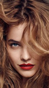 Barbara Palvin Hot Red Lips Image 169x300 - Barbara Palvin Goddess Beauty
