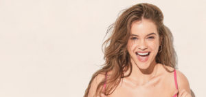 Barbara Palvin Nice Smiling 300x141 - Barbara Palvin Goddess Beauty