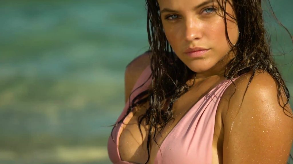 Barbara Palvin Pink Bikini Pics 1024x576 - Barbara Palvin Net Worth, Pics, Wallpapers, Career and Biography