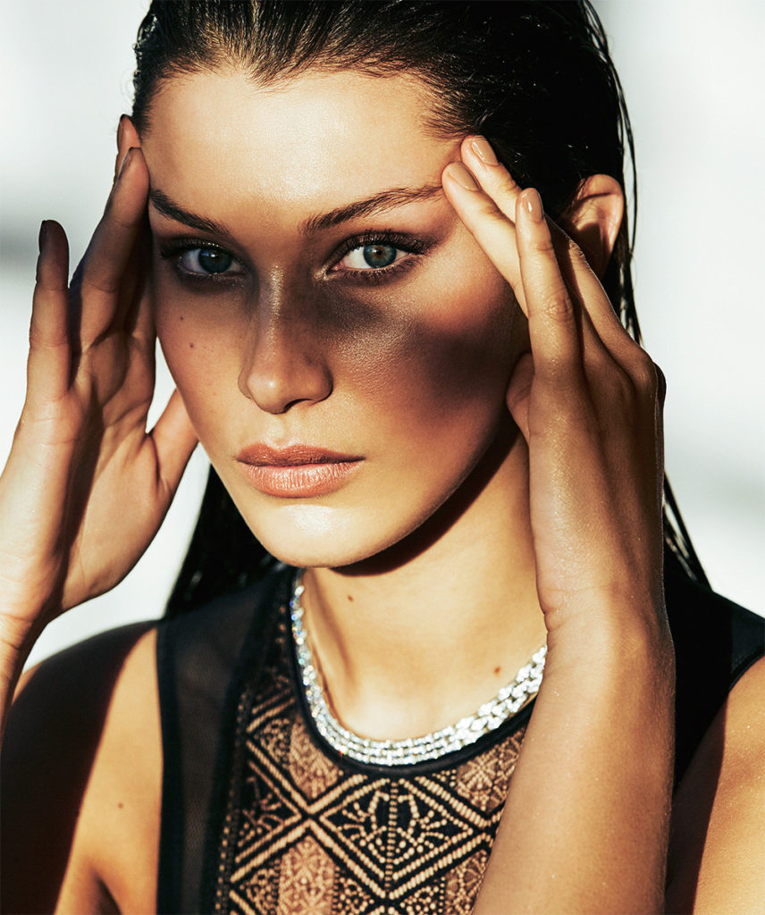 Bella Hadid Awesome Eyes 856x1024 - Bella Hadid Awesome Eyes