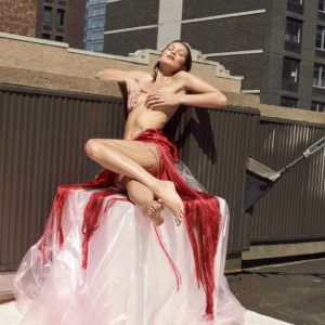 Bella Hadid Hot Posing 300x300 - Bella Hadid Amazing Model Pic
