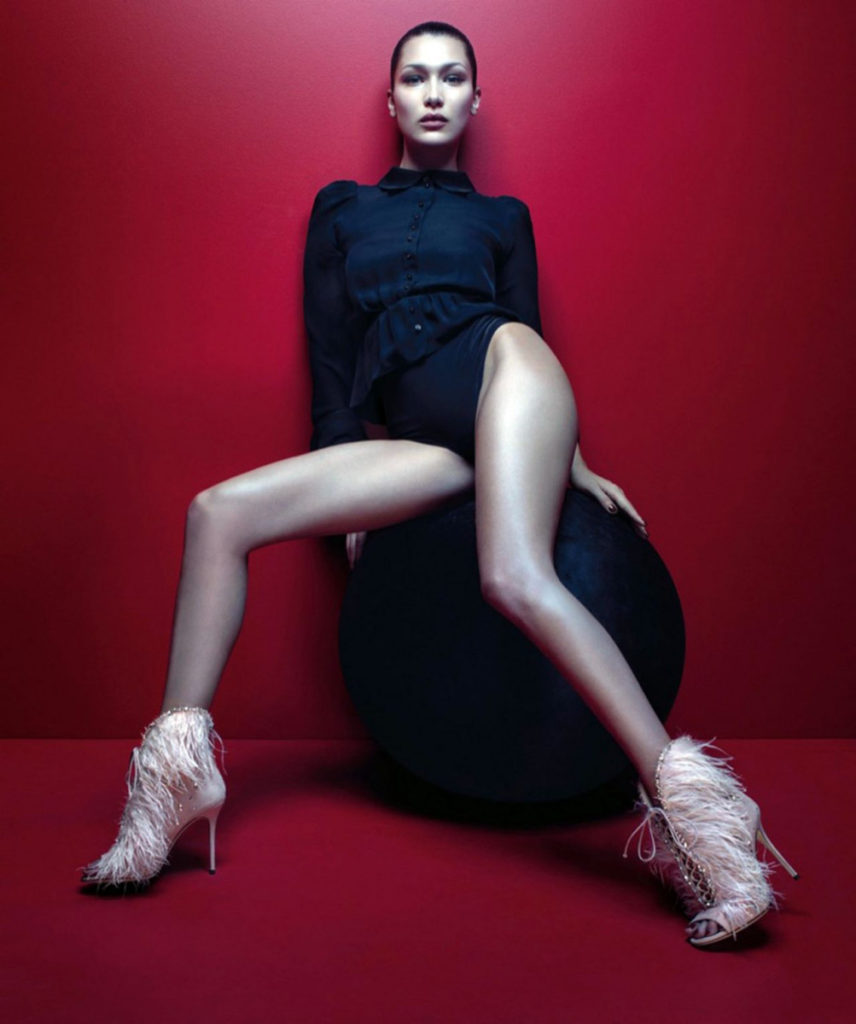 Bella Hadid Long Beautiful Legs 856x1024 - Bella Hadid Long Beautiful Legs