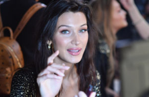 Bella Hadid Nice Smile 300x196 - Bella Hadid Amazing Model Pic