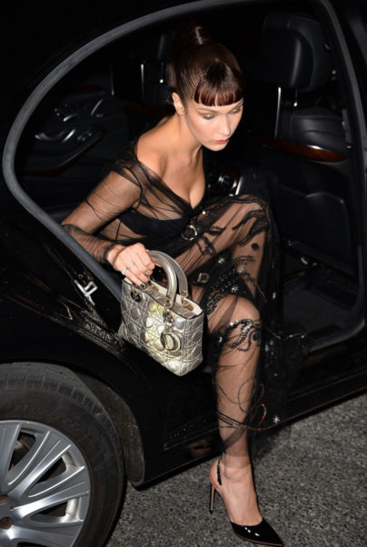 Bella Hadid Party Dress