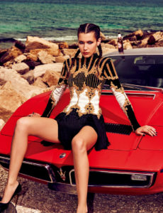 Bella Hadid Top Model Picture 230x300 - Bella Hadid Amazing Model Pic