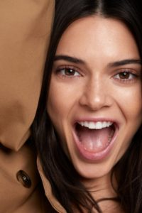 Cute Kendall Jenner 200x300 - Kendall Jenner Red Lips