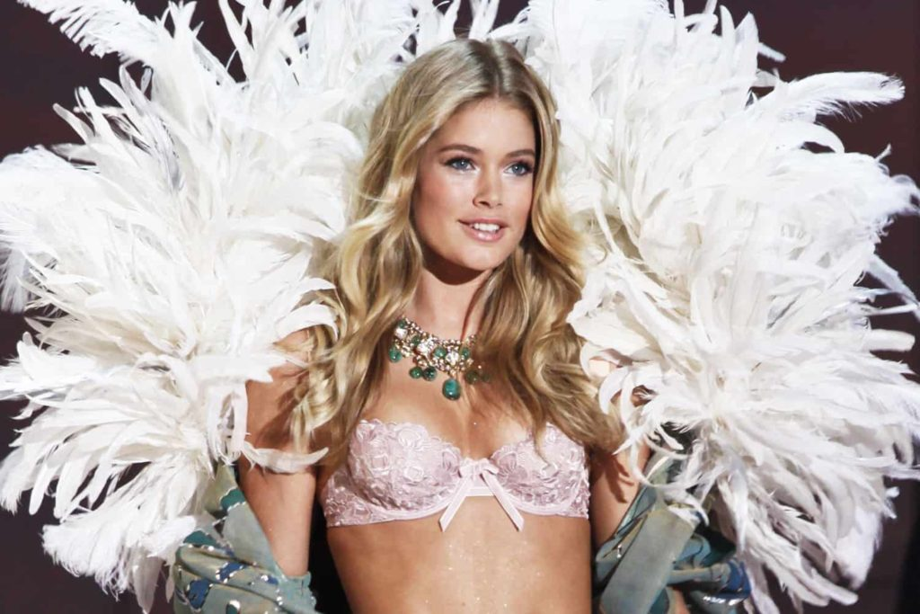 Doutzen Kroes Angel Model 1024x683 - Doutzen Kroes Net Worth, Pics, Wallpapers, Career and Biography