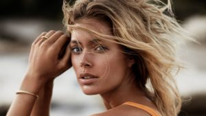 Doutzen Kroes Wonderful Eyes 300x169 - Hot Blonde Doutzen Kroes Image