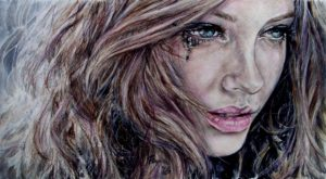 Drawing Pic Barbara Palvin 300x165 - Glamour Top Model Barbara Palvin