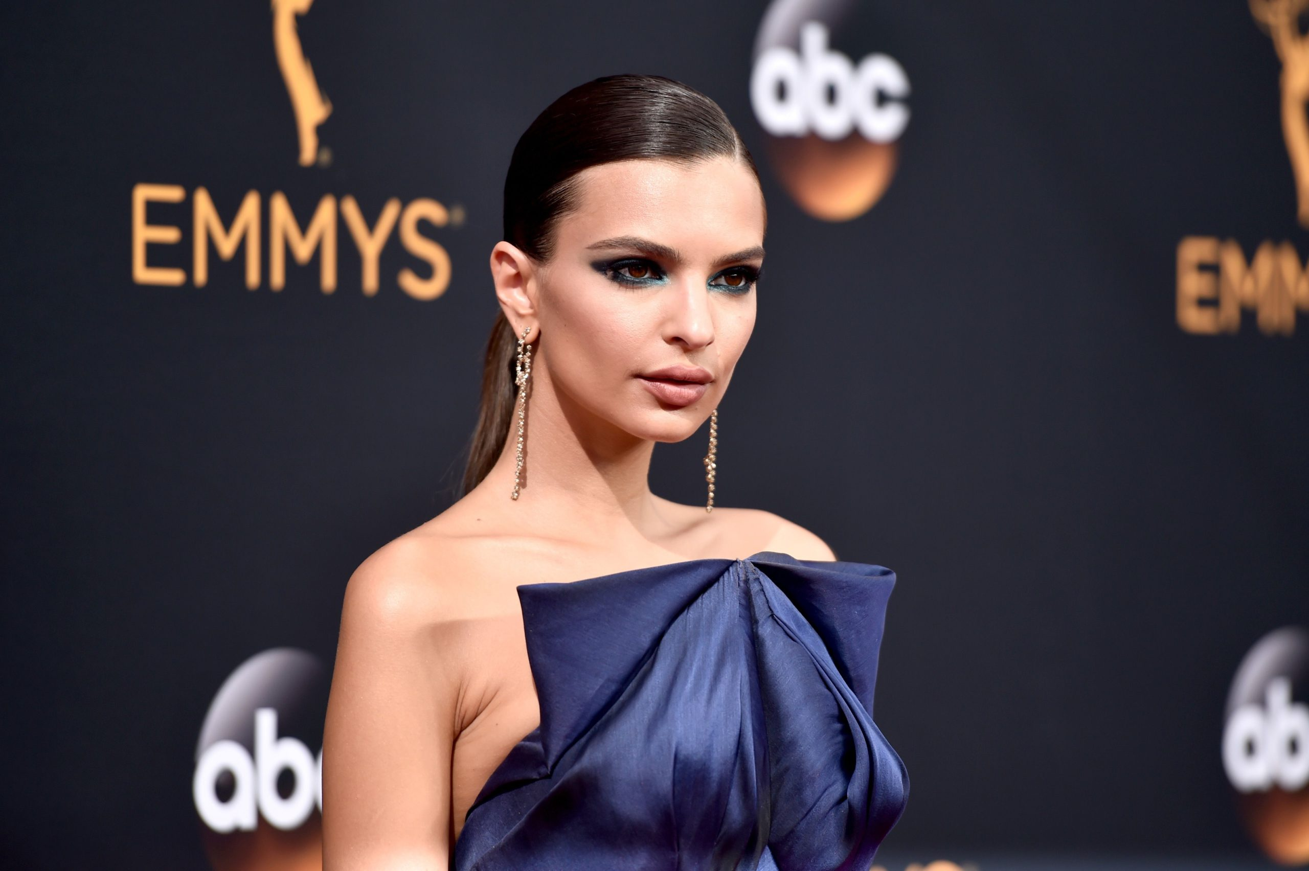 Emily Ratajkowski Nice Dress Photo scaled - Emily Ratajkowski Net Worth, Pics, Wallpapers, Career and Biography