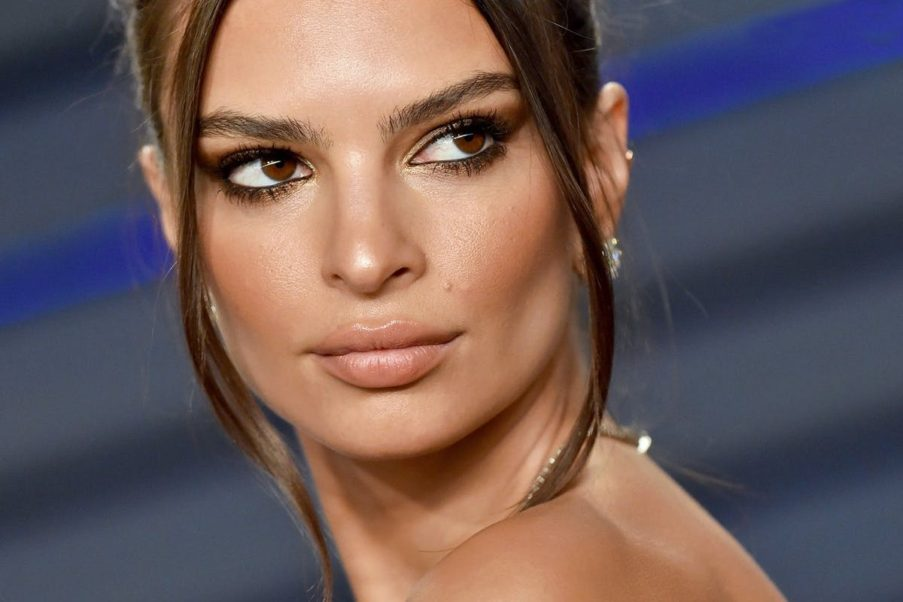 Emily Ratajkowski Wonderful Eyes Pic