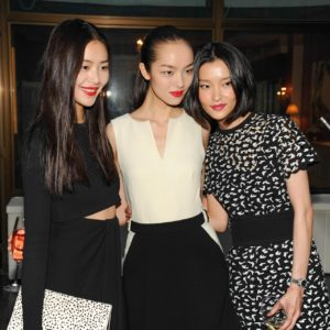 Fei Fei Sun With Other Models