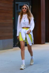 Gigi Hadid Street Style 200x300 - Hot Gigi Hadid With Beautiful Model