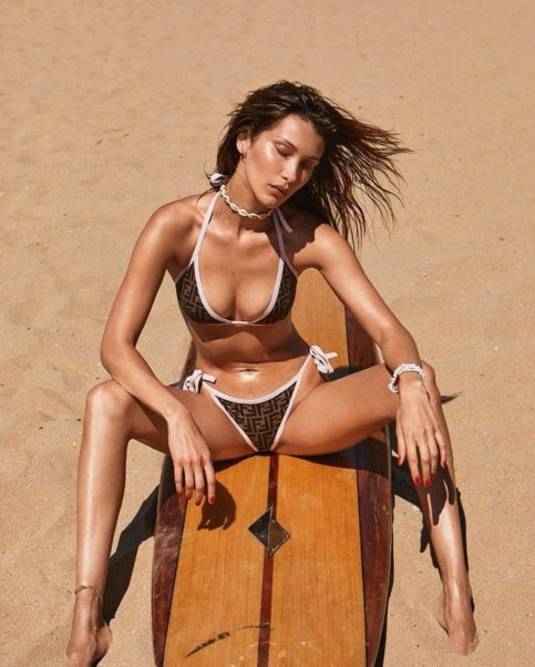 Hot Bella Hadid Bikini Photos