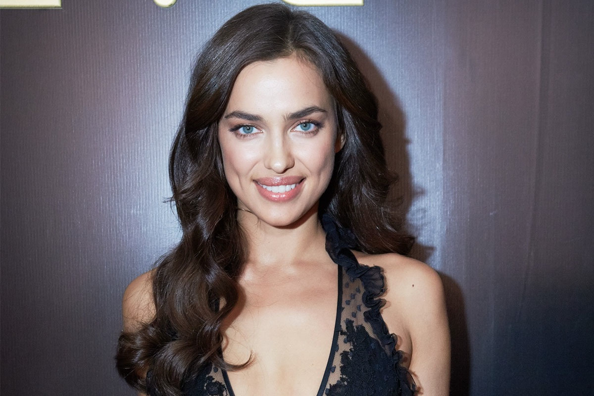 Hot Top Model Irina Shayk - Hot Top Model Irina Shayk