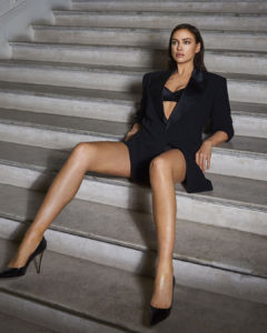 Irina Shayk Beautiful Legs 240x300 - Hot Top Model Irina Shayk