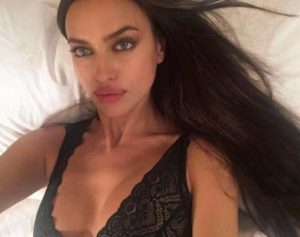 Irina Shayk Hot Black Bra Pic 300x237 - Nata Lee Hot Jeans