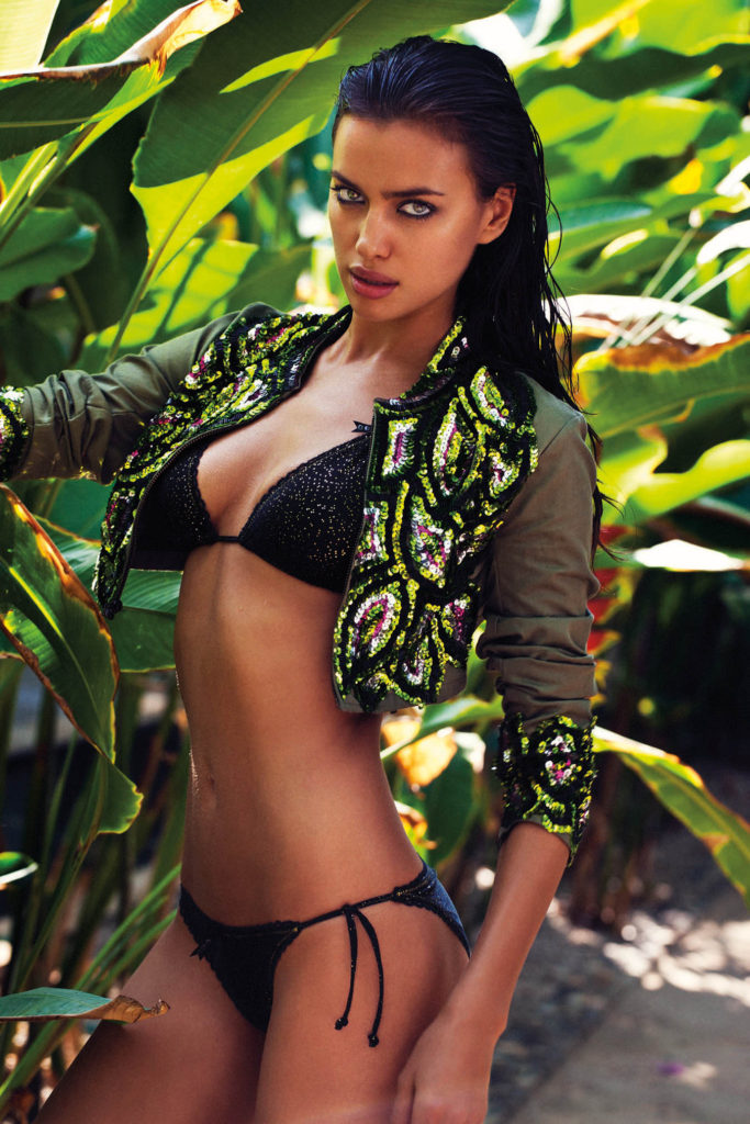 Irina Shayk Tropic Hot Bikini Image 683x1024 - Irina Shayk Net Worth, Pics, Wallpapers, Career and Biography