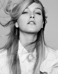 Jean Campbell Black White Face Posing 234x300 - Jean Campbell Wallpaper
