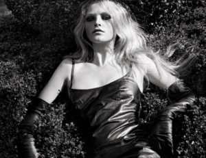 Jean Campbell Black White Modeling Image 300x231 - Jean Campbell Old Times Pics