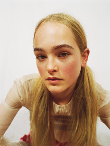 Jean Campbell Cool Posing Pic