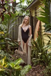 Jean Campbell Hot Black Swimsuit 200x300 - Jean Campbell Wallpaper