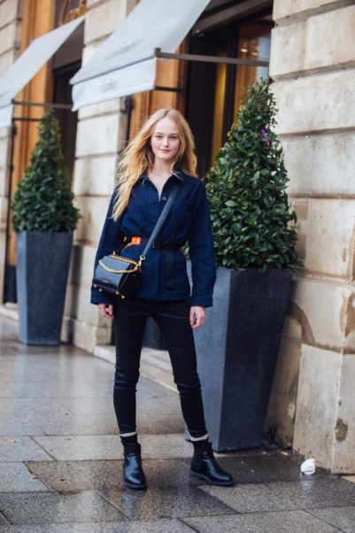 Jean Campbell Street Style