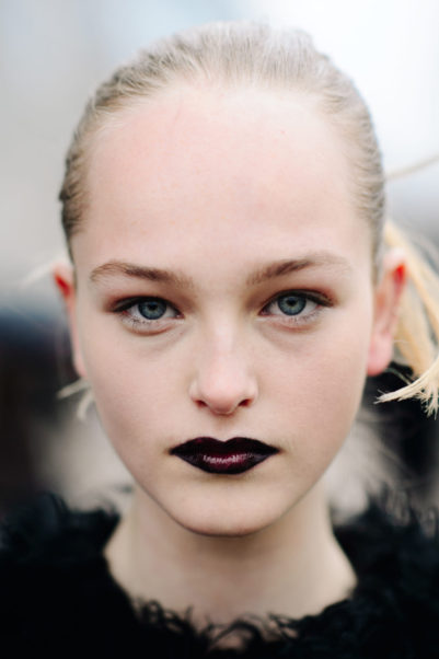 Jean Campbell Top Model Photo