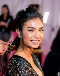 Kelly Gale Hairdressing 240x300 - Kelly Gale Hot Podium Pic