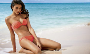 Kelly Gale Hot Bikini On Sands 300x179 - Kelly Gale Hot Night Dress