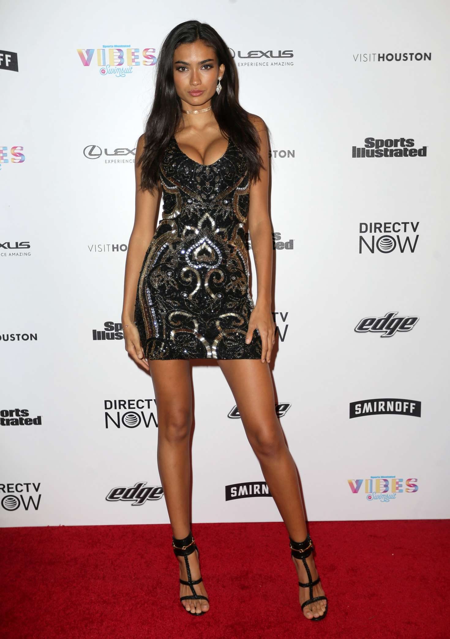 Kelly Gale Hot Night Dress - Kelly Gale Hot Night Dress