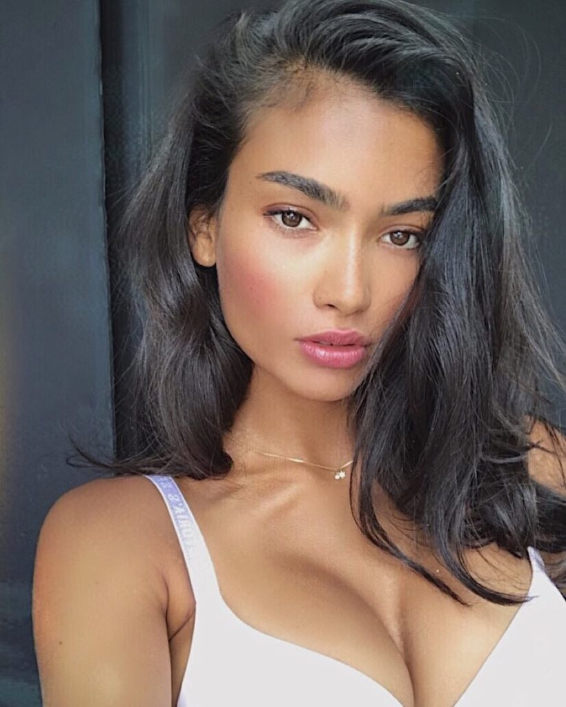 Kelly Gale Hot White Bra 820x1024 - Kelly Gale Net Worth, Pics, Wallpapers, Career and Biography