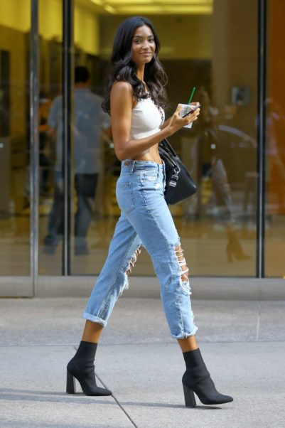 Kelly Gale Jeans Photo