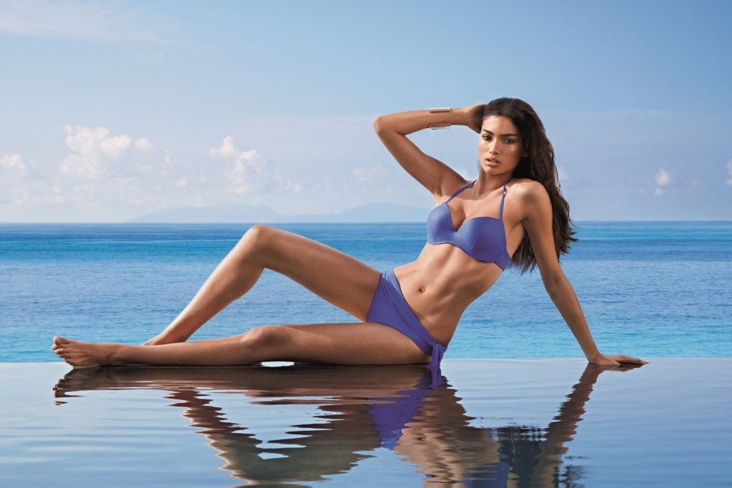 Kelly Gale Purple Bikini 1024x683 - Kelly Gale Net Worth, Pics, Wallpapers, Career and Biography