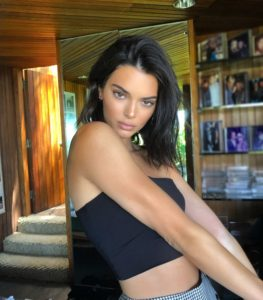 Kendall Jenner Cute Posing Photo 263x300 - Kendall Jenner White Angel