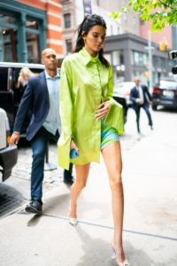 Kendall Jenner Street Style 200x300 - Kendall Jenner Red Lips