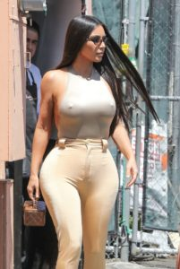 Kim Kardashian Hot Body Outdoors 201x300 - Kim Kardashian Wonder Woman