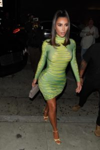 Kim Kardashian Yellow Dress Afterparty 200x300 - Kim Kardashian Wonder Woman