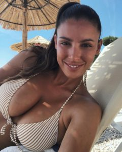 Lucia Javorcekova Hot Bikini By The Seaside 240x300 - Lucia Javorcekova Hot Pose İmage