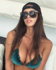 Lucia Javorcekova Hot Blue Bra 240x300 - Lucia Javorcekova Pretty Face Photo