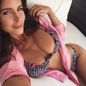 Lucia Javorcekova Hot Tropic Bikini 300x300 - Lucia Javorcekova Pretty Face Photo