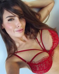 Lucia Javorcekova Super Hot Red Bra 240x300 - Lucia Javorcekova Pretty Face Photo