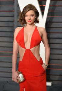 Miranda Kerr Hot Red Dress 204x300 - Miranda Kerr Super Top Model Photo